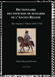 Livre-Dictionnaire des officiers de hussards