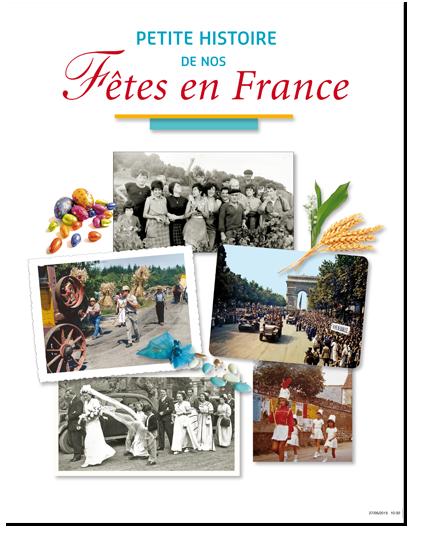 Livre - Petite histoire fêtes en France