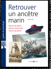 Livre Retrouver un ancêtre marin
