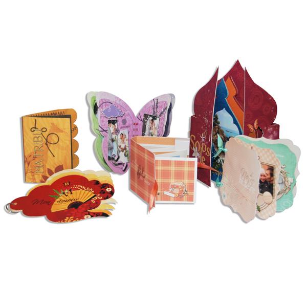 Lot mini-album « Famille » - 00 - Présentation