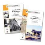 """Collection """"Les déplacements des ancêtres"""" Théma 6 et 12 - Édition Thisa"""