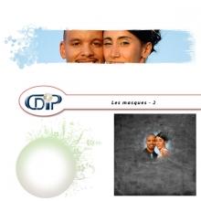 Complément « Mariage » - 15 - Les masques 2