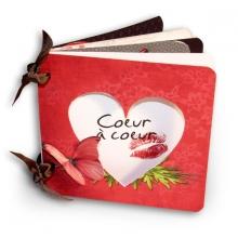 Mini-album « Coeur à coeur » - 00 - Présentation