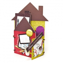 Mini-album « Home sweet home » - 00 - Présentation