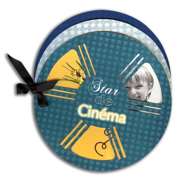 Mini-album « Star de cinéma » - 00 - Présentation