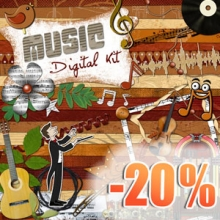 « Music » digital kit - 00 - Presentation - 20 ans