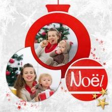 Kit « Joyeux noel » - 18 - Composition