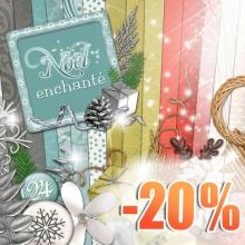 Kit « Noël enchanté » - 00 - Présentation - 20 ans