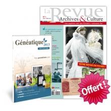 G2013 - 07 - Généatique Initiation + Archives