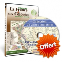 Altas - 03 - Collection cartes anciennes offert