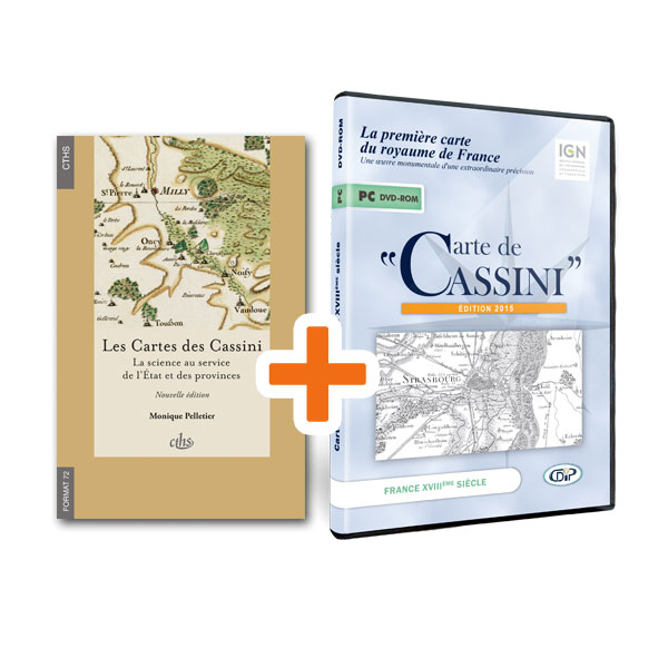 carte de cassini logiciel de cartographie cdip boutique logiciel de g n alogie et scrapbooking. Black Bedroom Furniture Sets. Home Design Ideas