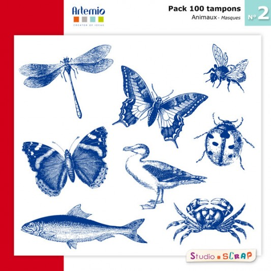 pack-100-tampons-artemio-2-presentation-masques-animaux