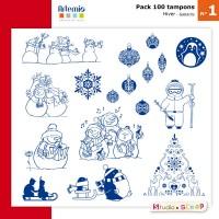 pack-100-tampons-presentation-gabarits-hiver