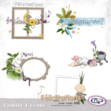 Cluster frames - 11 - Family events