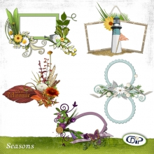 Cluster frames - 14 - Seasons