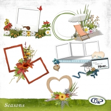 Cluster frames - 15 - Seasons