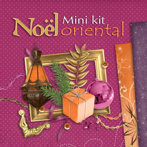 Mini-kit « Noel Oriental » - 00 - Présentation