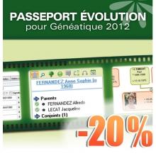 PASSEPORT - 00 - Passeport Généatique 2012 - 20 ans