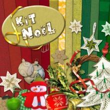 Kit « Noel » - 01 - Présentation