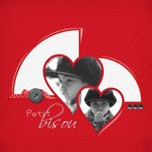 Kit « Rouge passion » - 26 - Composition