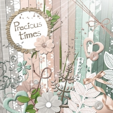 « Precious time » digital kit - 00 - Presentation