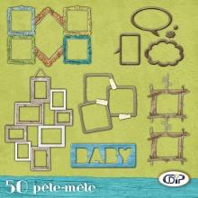 Pack Pele-mele - 02 - Presentation