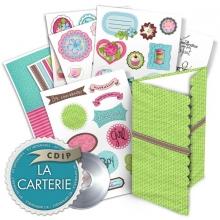 Carterie collection Jardin des delices - 00 - Presentation