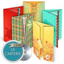 Carterie collection Cocktail fruité - 01 - Presentation