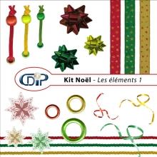 Kit « Noel » - 01 - Les embellissements 1