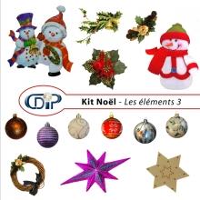 Kit « Noel » - 03 - Les embellissements 3