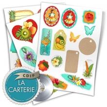 Carterie collection Cocktail fruité - 03 - Presentation