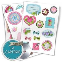 Carterie collection Jardin des delices - 03 - Presentation