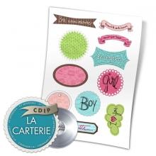 Carterie collection Jardin des delices - 05 - Presentation