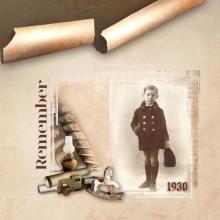 Kit « Grenier merveilleux » - 25 - Composition
