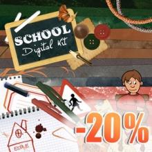 « School » digital kit - 00 - Presentation - 20 ans