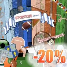 « Sport » digital kit - 00 - Presentation - 20 ans