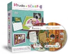 Pack SS4 - 01 - Studio-Scrap 4 + kit « Doux souvenirs » + kit « Photos de famille »
