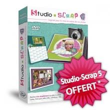 SS4 - 01 - Studio-Scrap 4 en coffret - SS5 offert