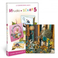 SS5- 01 - Studio-Scrap 5 - Steampunk