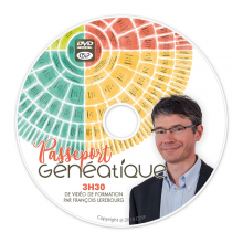Passeport Généatique 2019 en DVD
