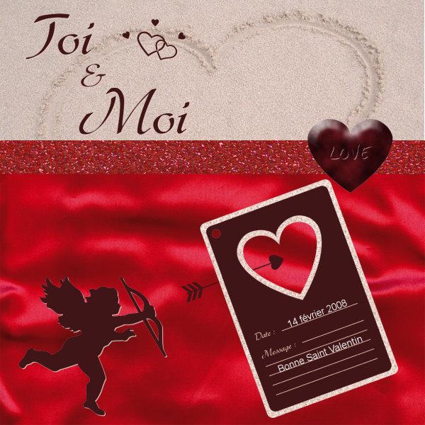 Mini Digital Kit Valentine Day 2009 By Download CDIP