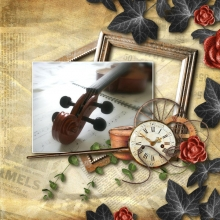 Kit « Grenier merveilleux » - 33 - Composition