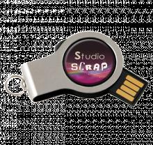 SS7- 02 - Studio-Scrap7- cle USB