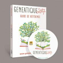 guide de référence de Généatique 2017 + CD