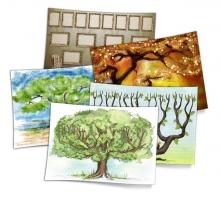 Pack arbre - 00 - éventail d'arbres