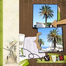 Kit « Récit de voyage » - 34 - Composition