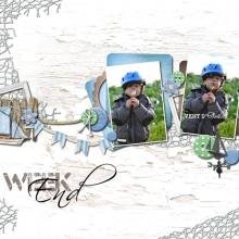 Kit « Vent d'ouest » - 37 - Composition