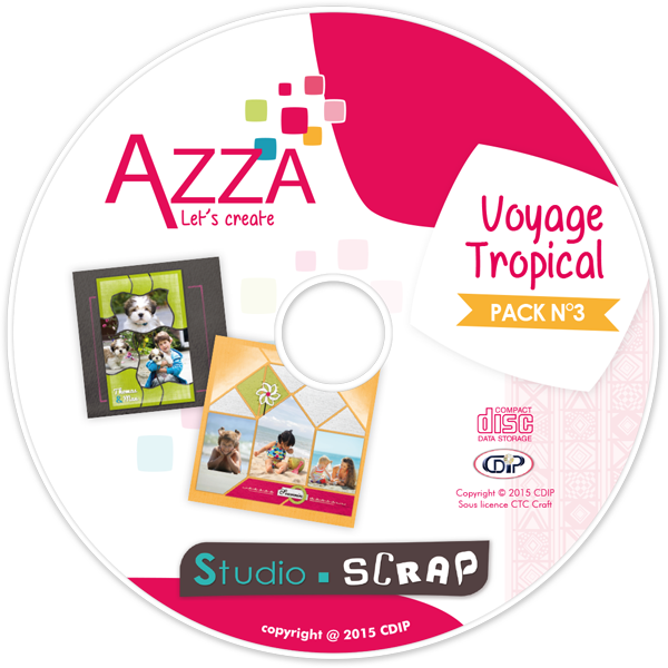 Option CD pack Azza n°3