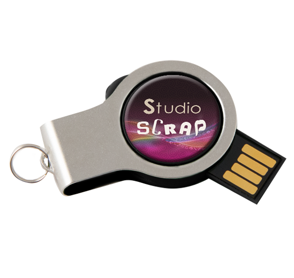 Clef USB Studio-Scrap 7.5