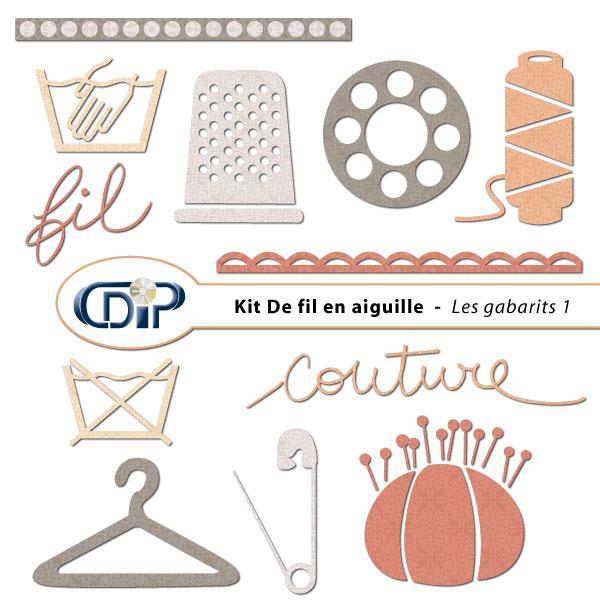 Kit de fil en aiguille en t l chargement cdip boutique logiciel de g - Salon fil en aiguille ...